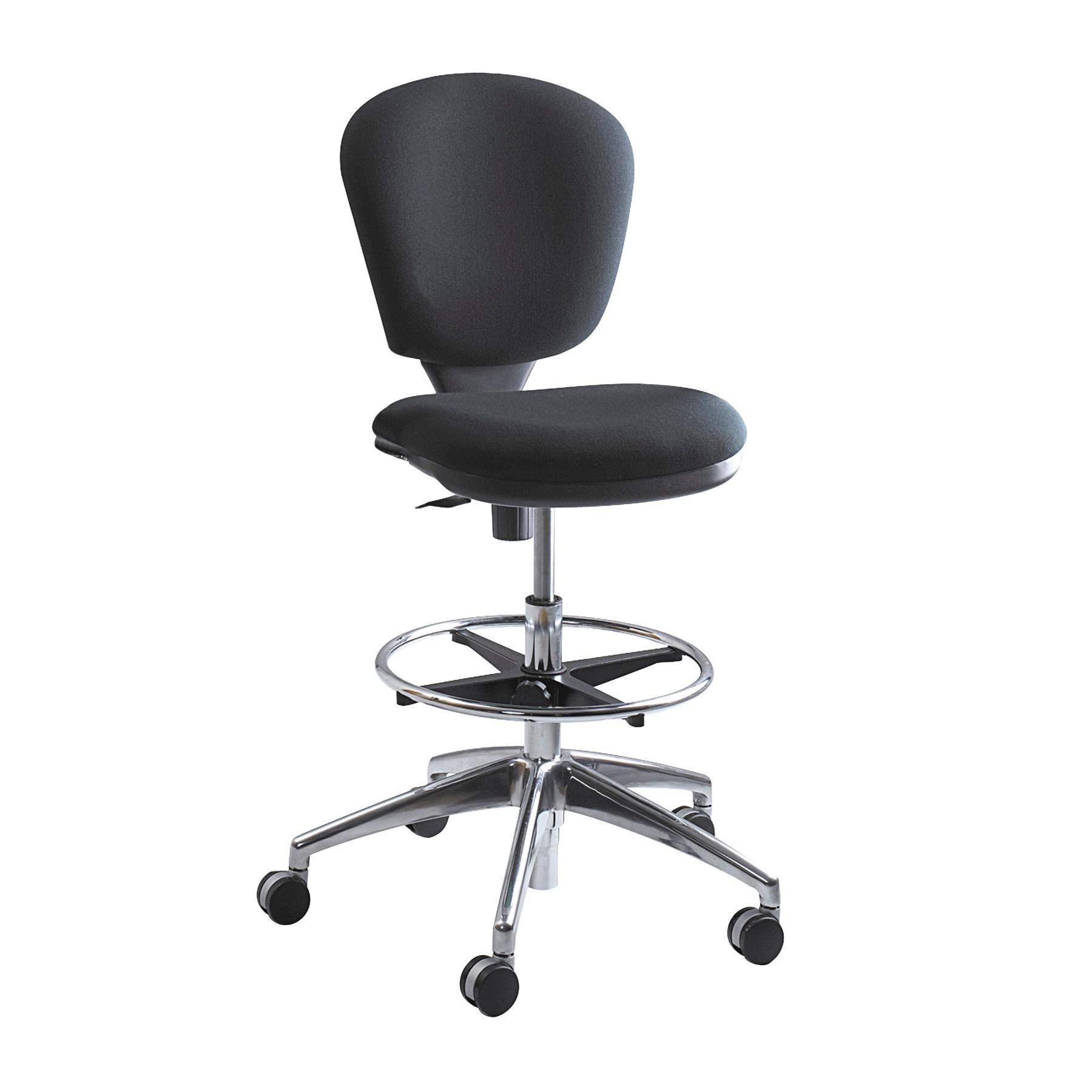 chair seat stool extended height warehouse seat office chair