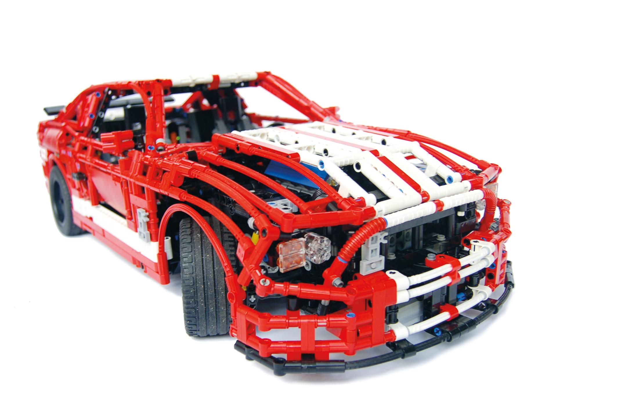 "Incredible LEGO Technic: Cars, Trucks, Robots & More!: Pawel ""Sariel"