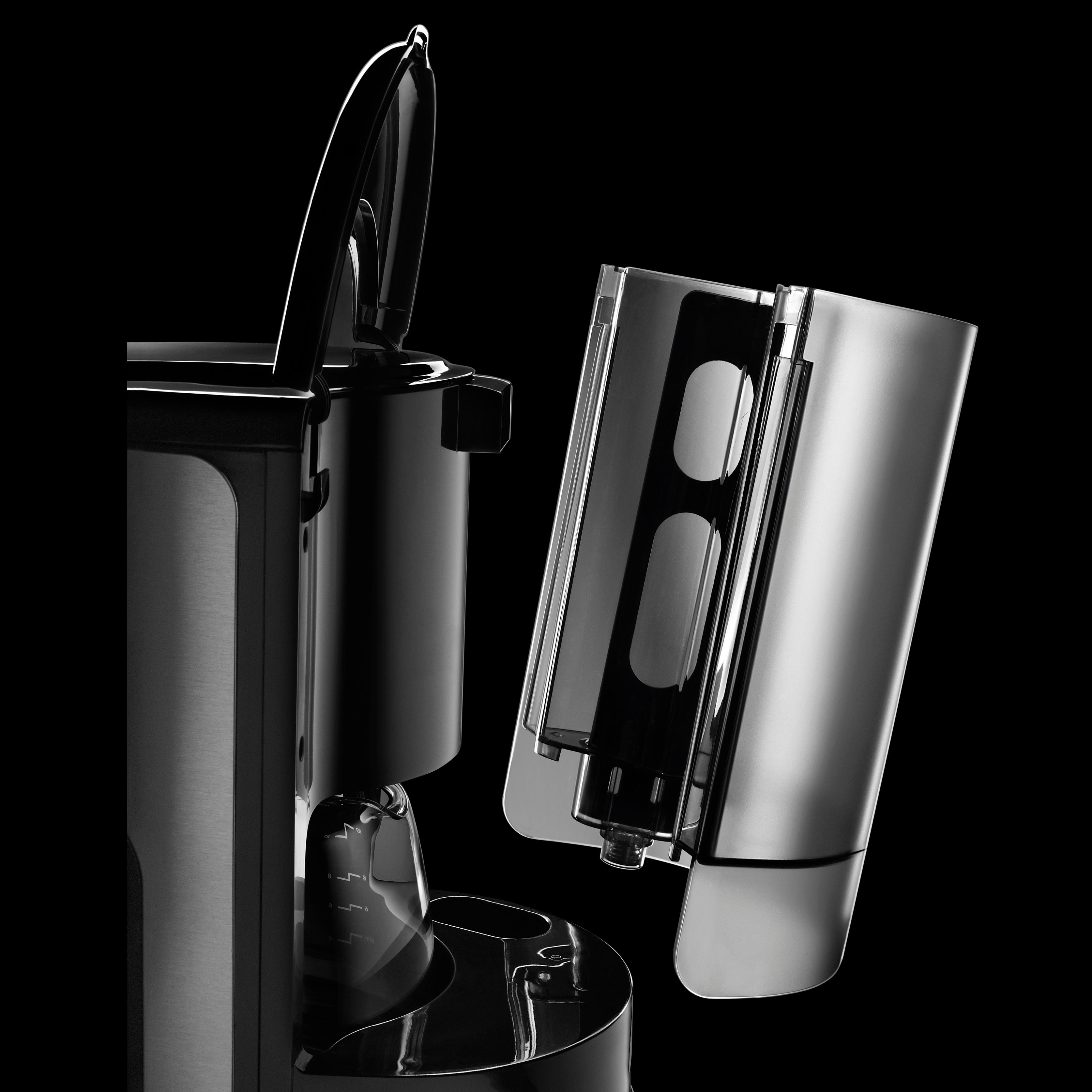 Amazon Com Kitchenaid Kcm111ob 12 Cup Glass Carafe Coffee