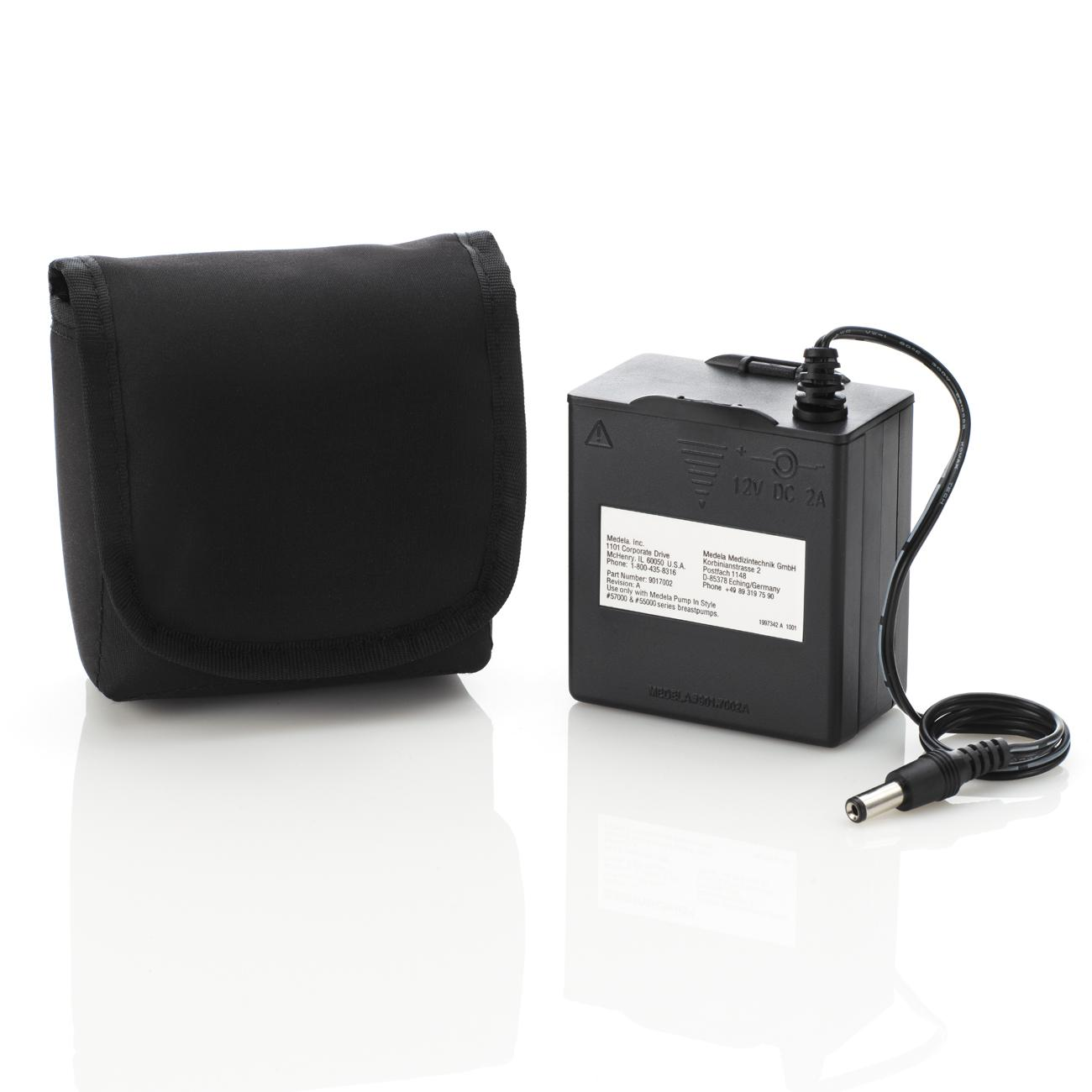 Amazon.com : Medela Battery Pack for 9 Volt Pump in Style Advanced