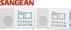 Sangean H202 Bluetooth Waterproof/Shower Radio
