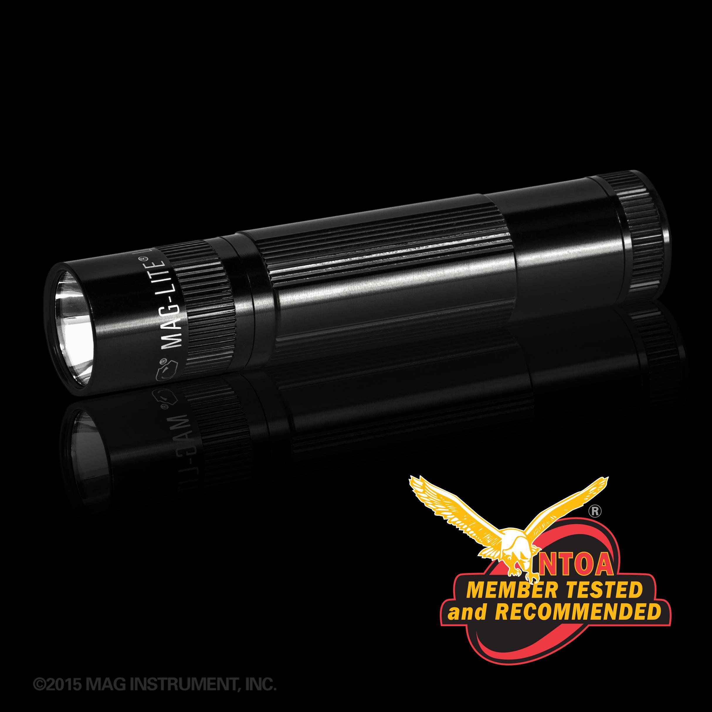 Maglite Xl200 Led 3 Cell Aaa Flashlight Black Basic