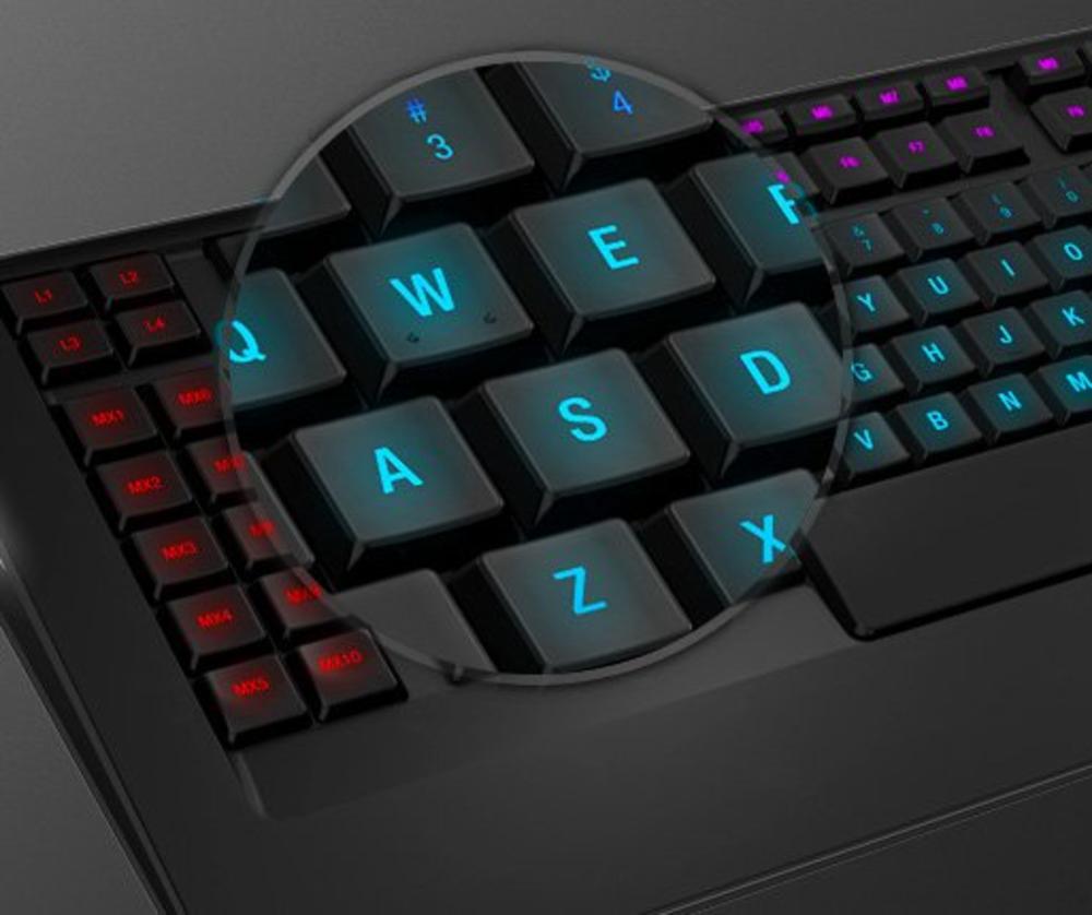 Steelseries Apex 350 Gaming Keyboard M650 Black Switch View Larger