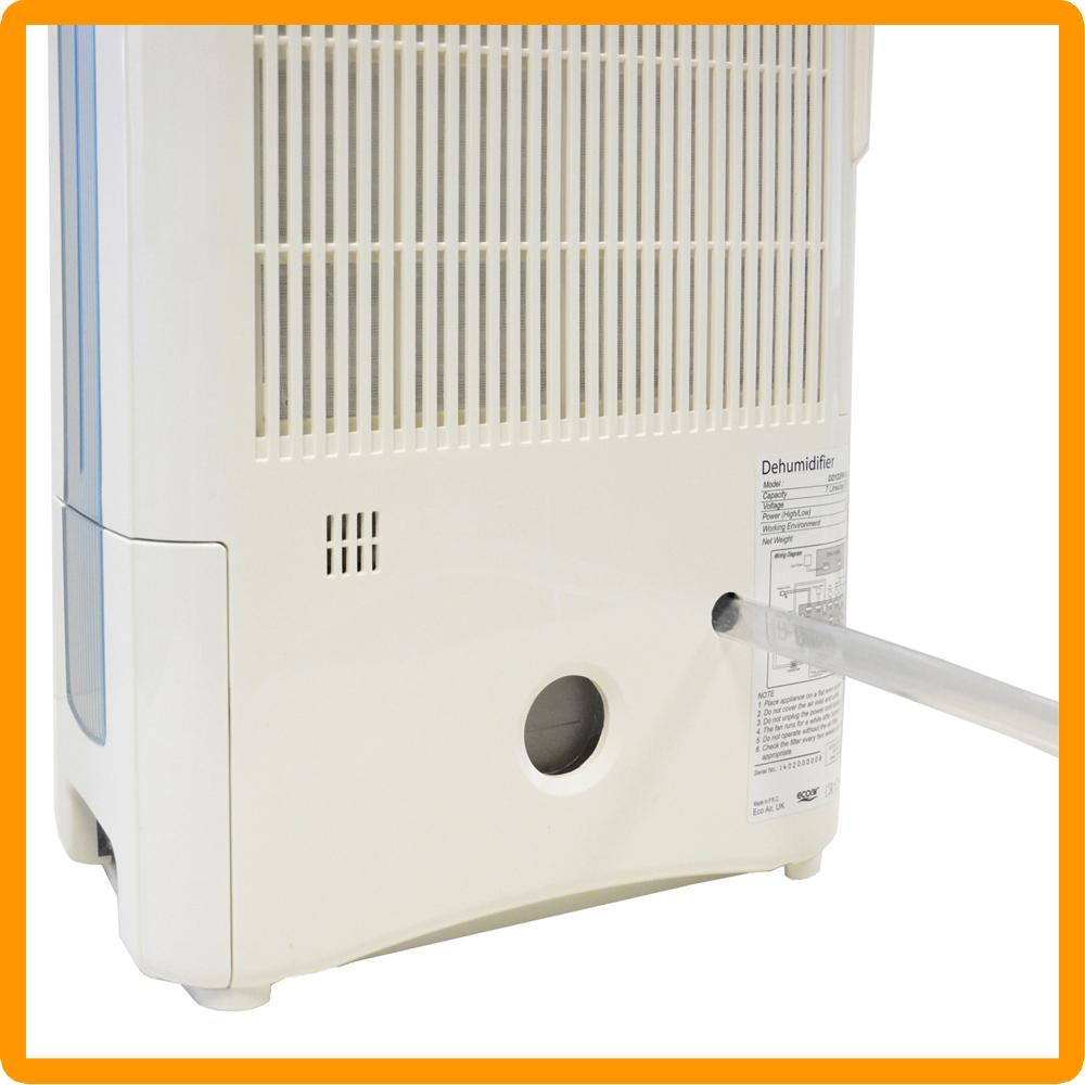 Why Is Dehumidification Important: DD122 EA Classic Desiccant Dehumidifier Auto Restart Function