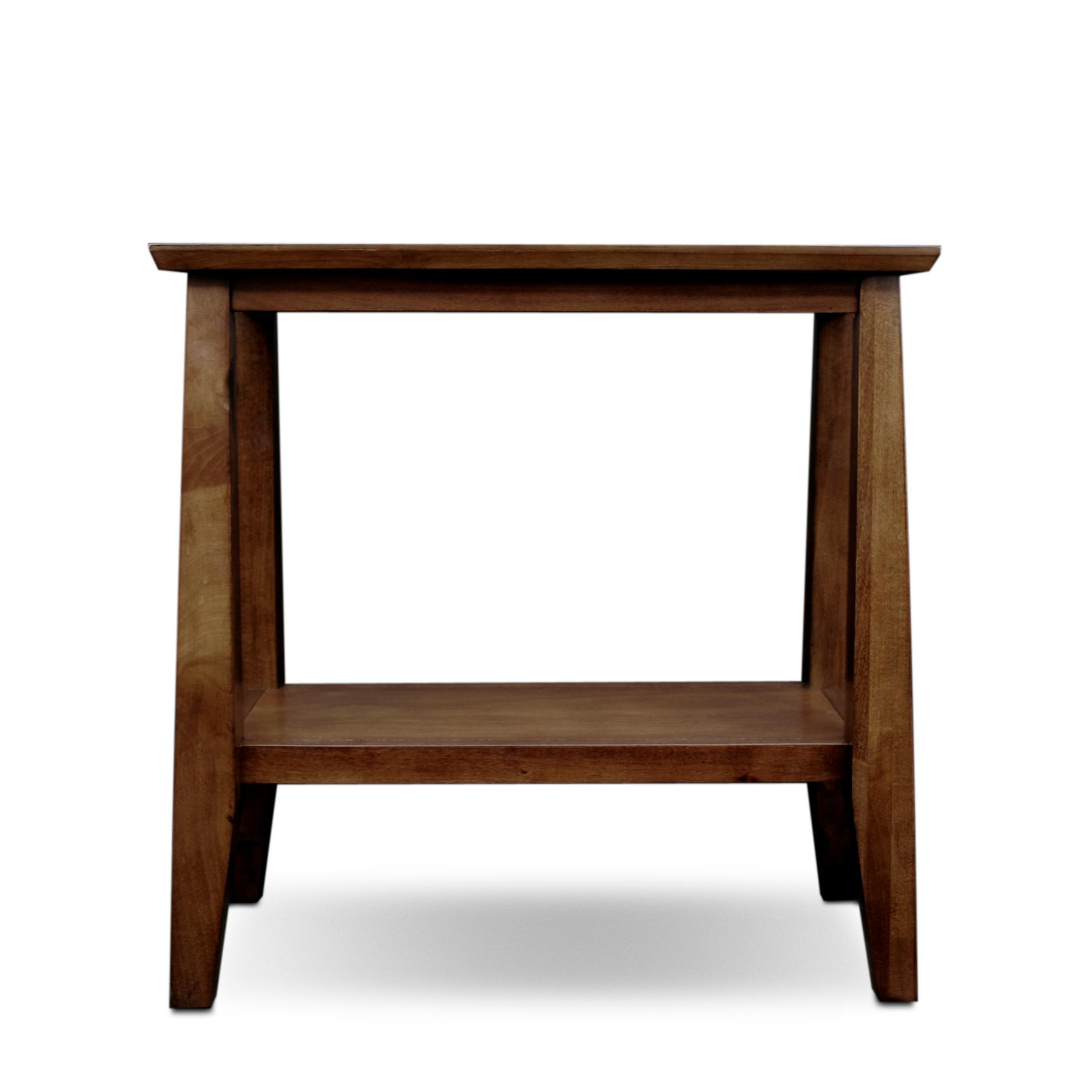 End tables side tables chair side tables chairside tables for Narrow end table