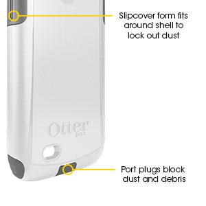 otterbox samsung galaxy s4 gs4 case commuter series