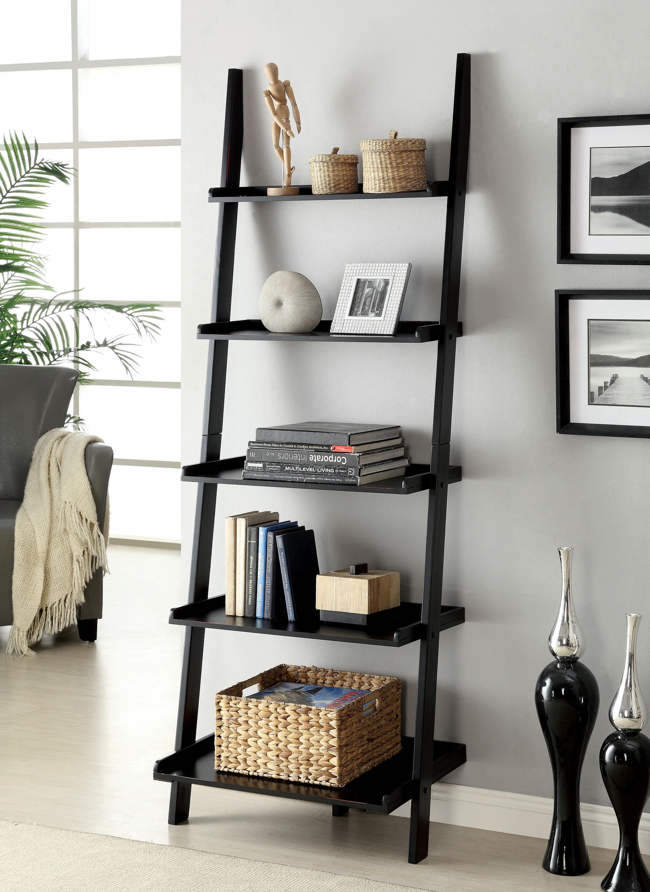 Furniture Of America Klaudalie 5 Tier Ladder Style