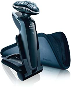 Philips Norelco Shaver 8800, Series 8000, wet dry electric shaver, electric razor