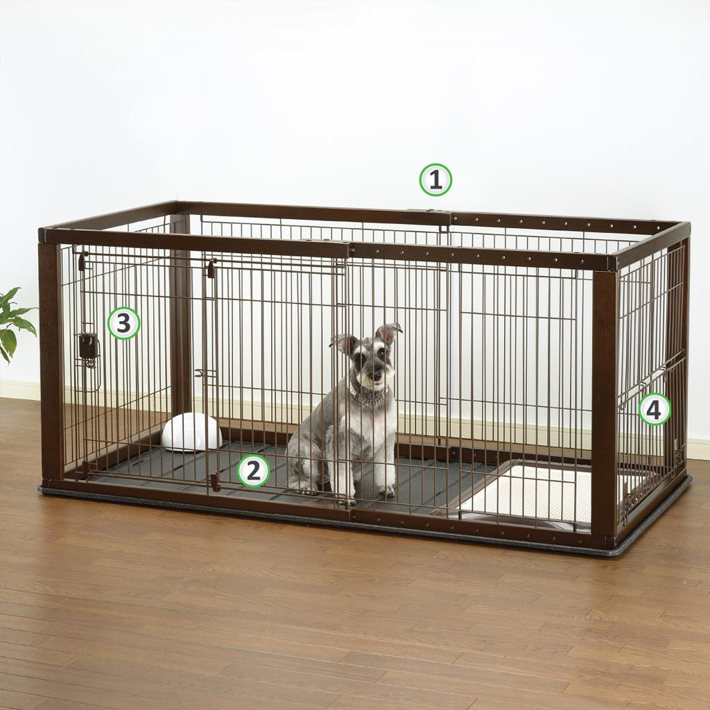 Large Breed Dog Crate