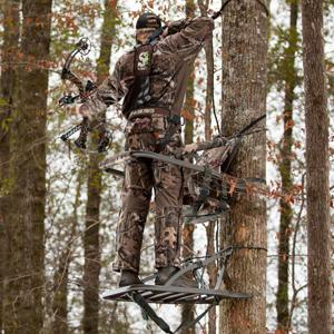 Amazon Com Summit Treestands Viper Sd Climbing Treestand