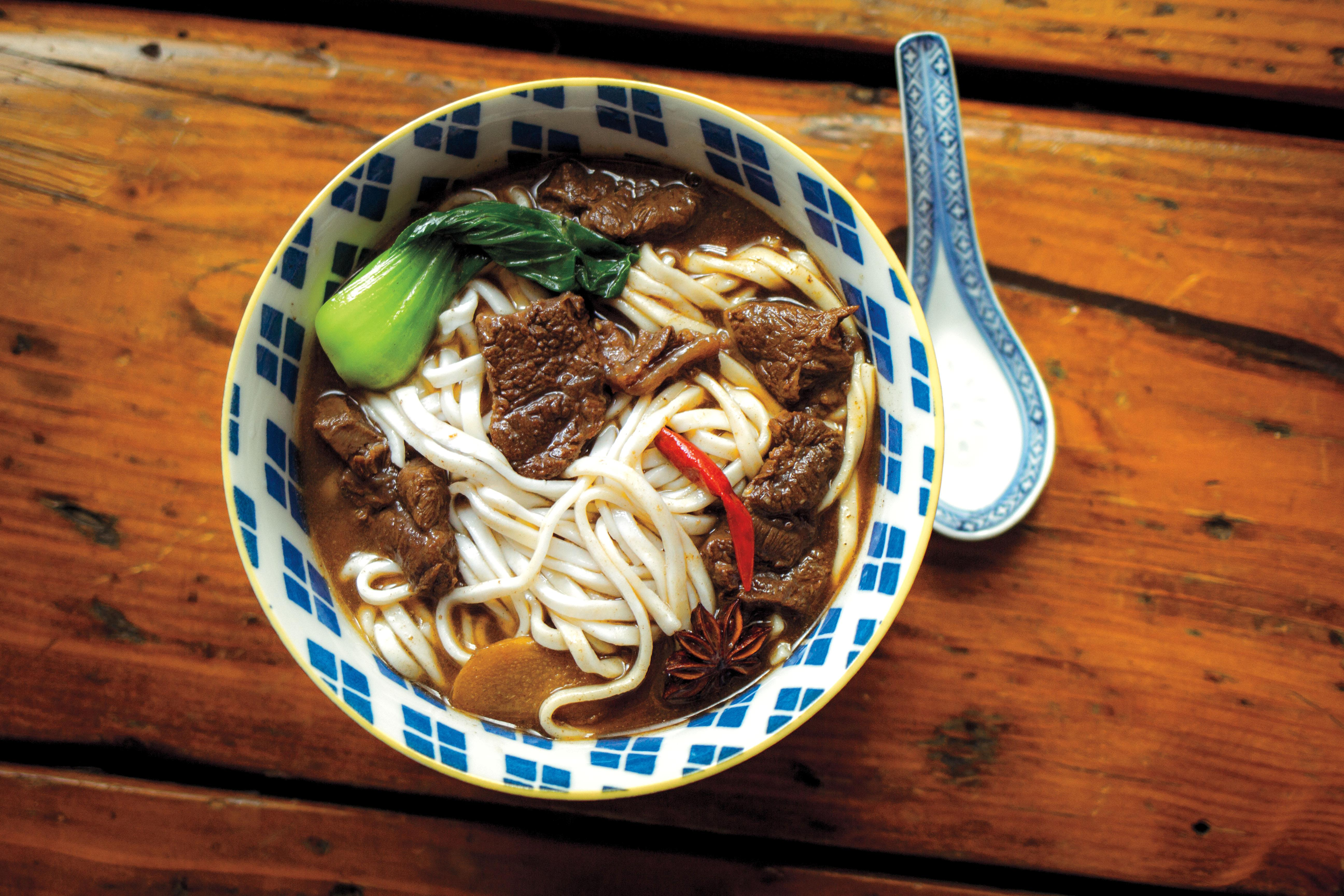 Tayvan Mutfağı