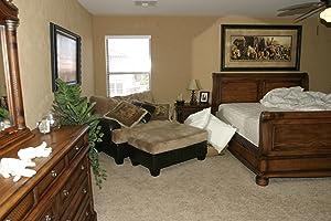 Travis Alexander's bedroom