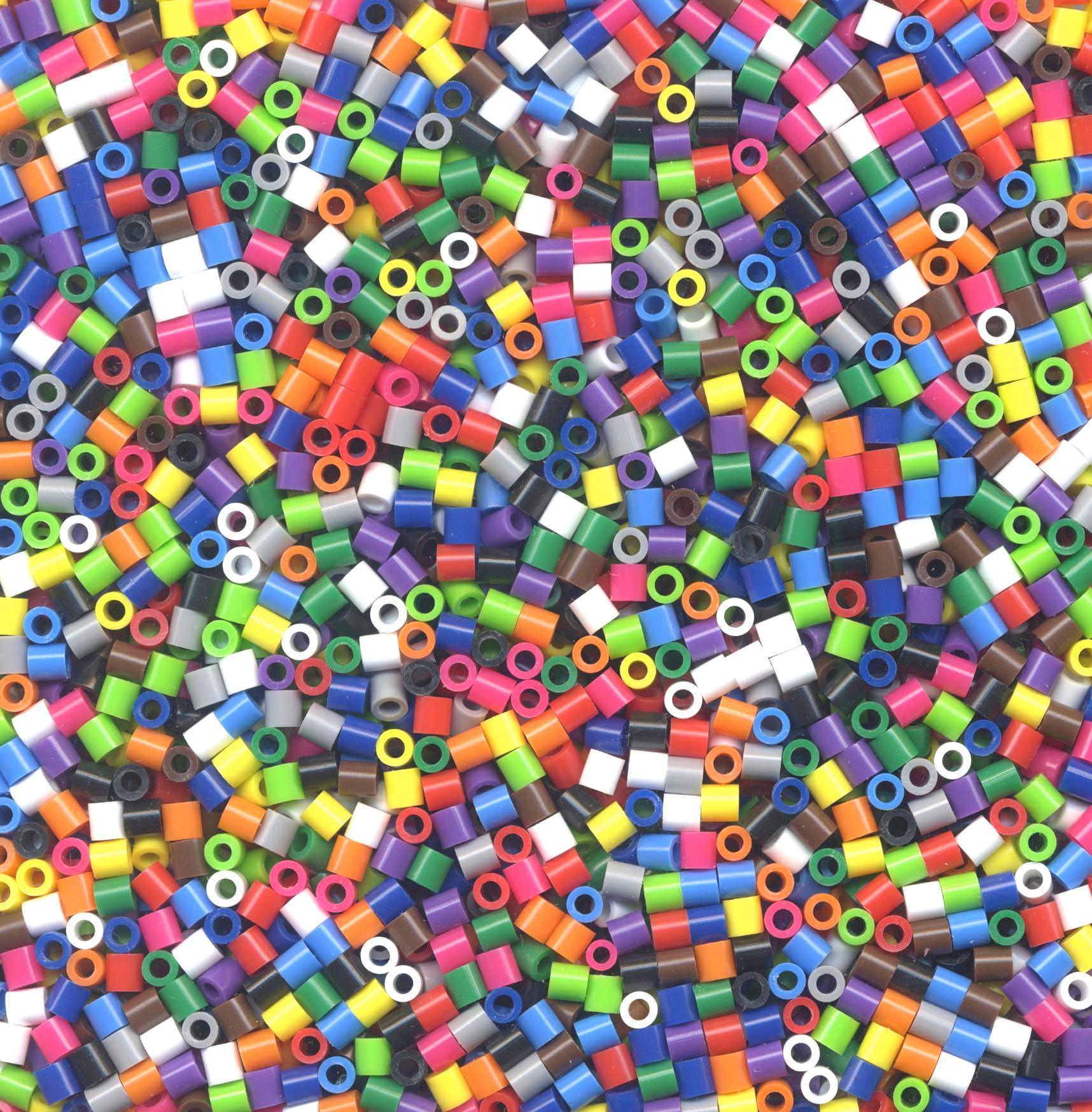 Amazon Com Perler Beads 11 000 Count Multi Mix