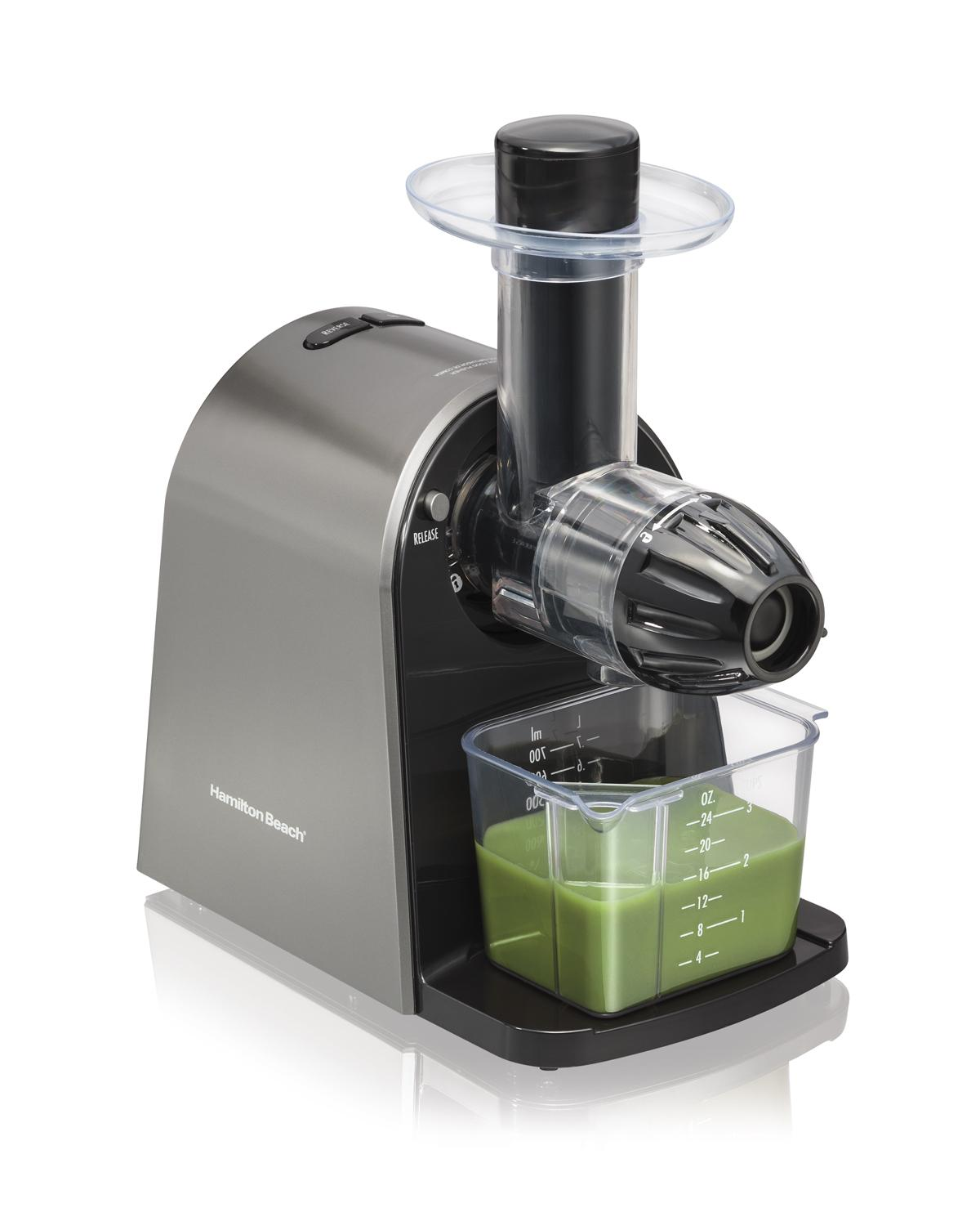 Slow Juicer Industrial : juicer breville commercial cuisinart omega extractor slow juicers electric vegetable masticating