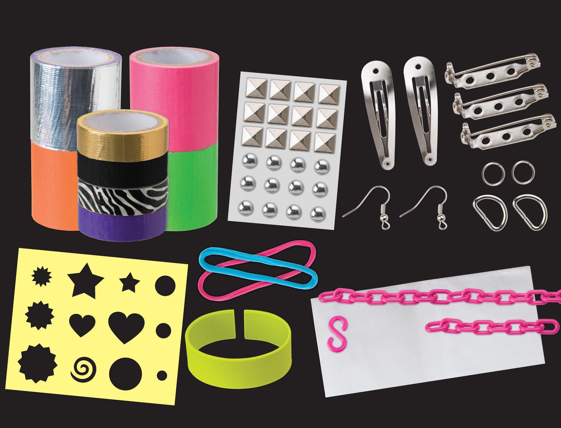 duct tape crafts car interior design. Black Bedroom Furniture Sets. Home Design Ideas