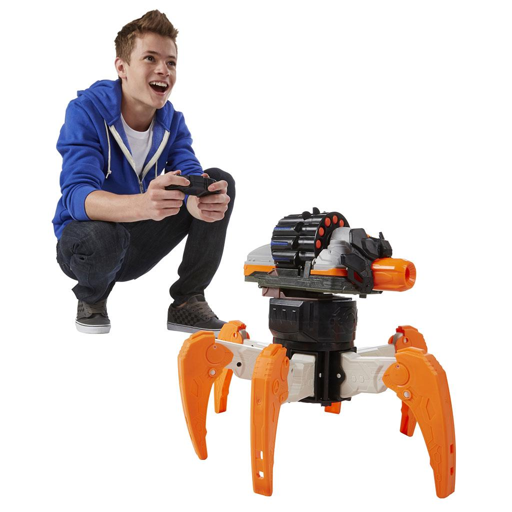 Guns For Boys Christmas Toys : Amazon nerf combat creatures terradrone toys games