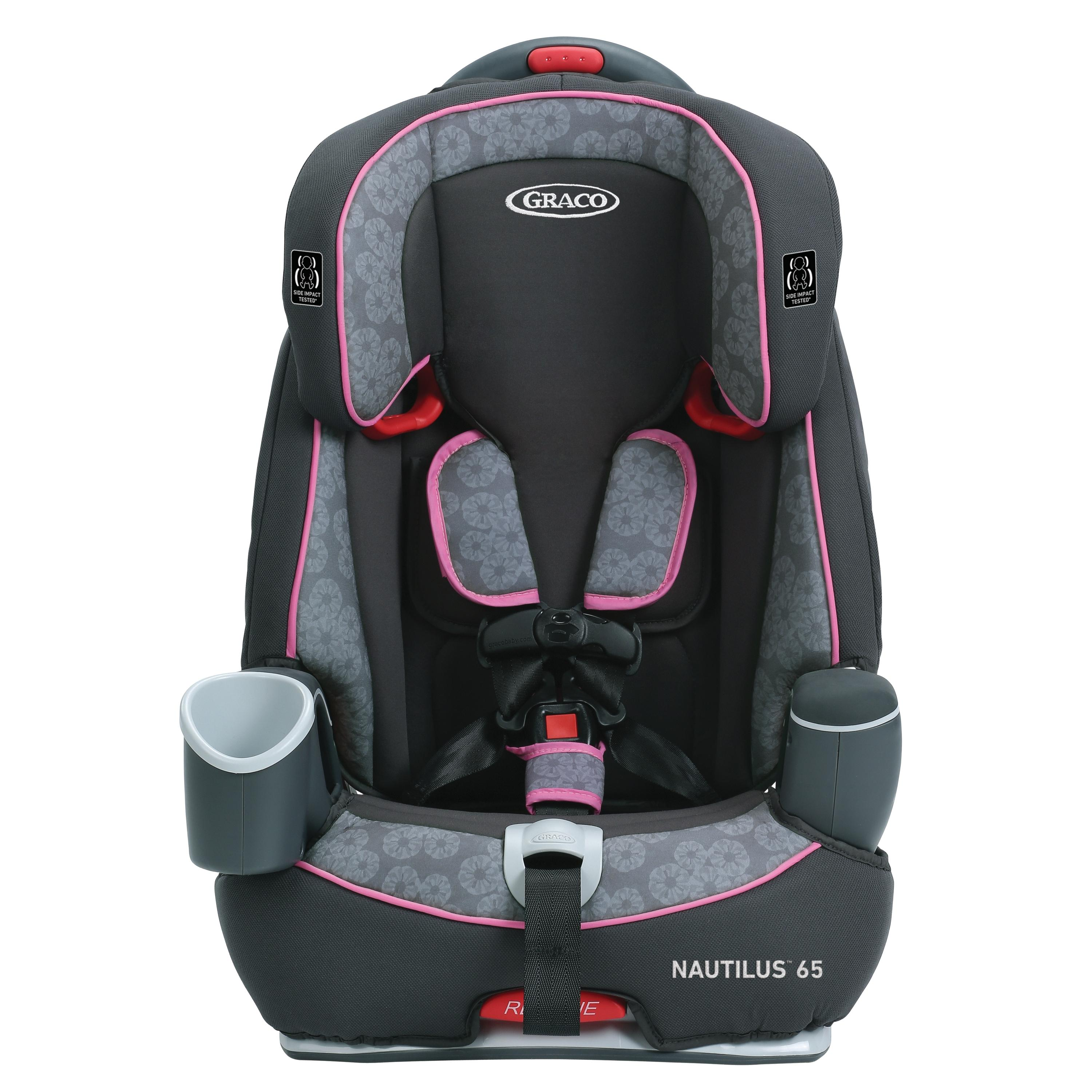 graco nautilus 65 3 in 1 harness booster sylvia baby. Black Bedroom Furniture Sets. Home Design Ideas