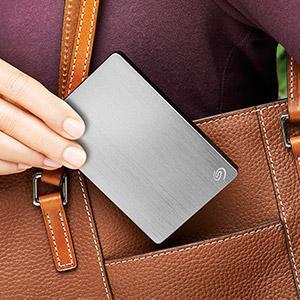 Seagate Backup Plus Slim for Mac