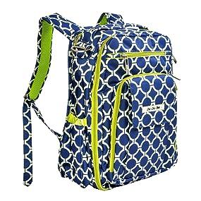 ju ju be be right back backpack diaper bag. Black Bedroom Furniture Sets. Home Design Ideas