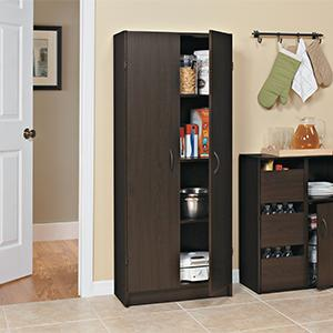 Pantry Cabinet: Buy Kitchen Pantry Cabinet with Storage Cabinets ...