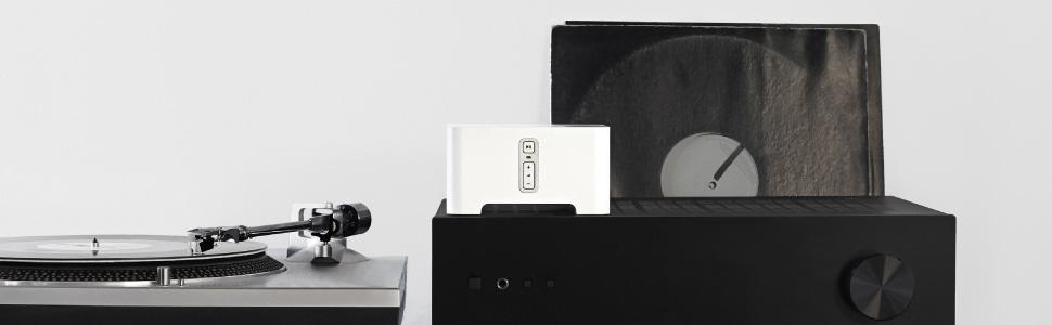 Sonos CONNECT Wireless Receiver Component for Streaming Music