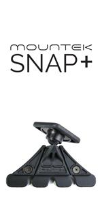 Mountek nGroove SNAP+ cd slot car mount holder for iPhone 6 Plus