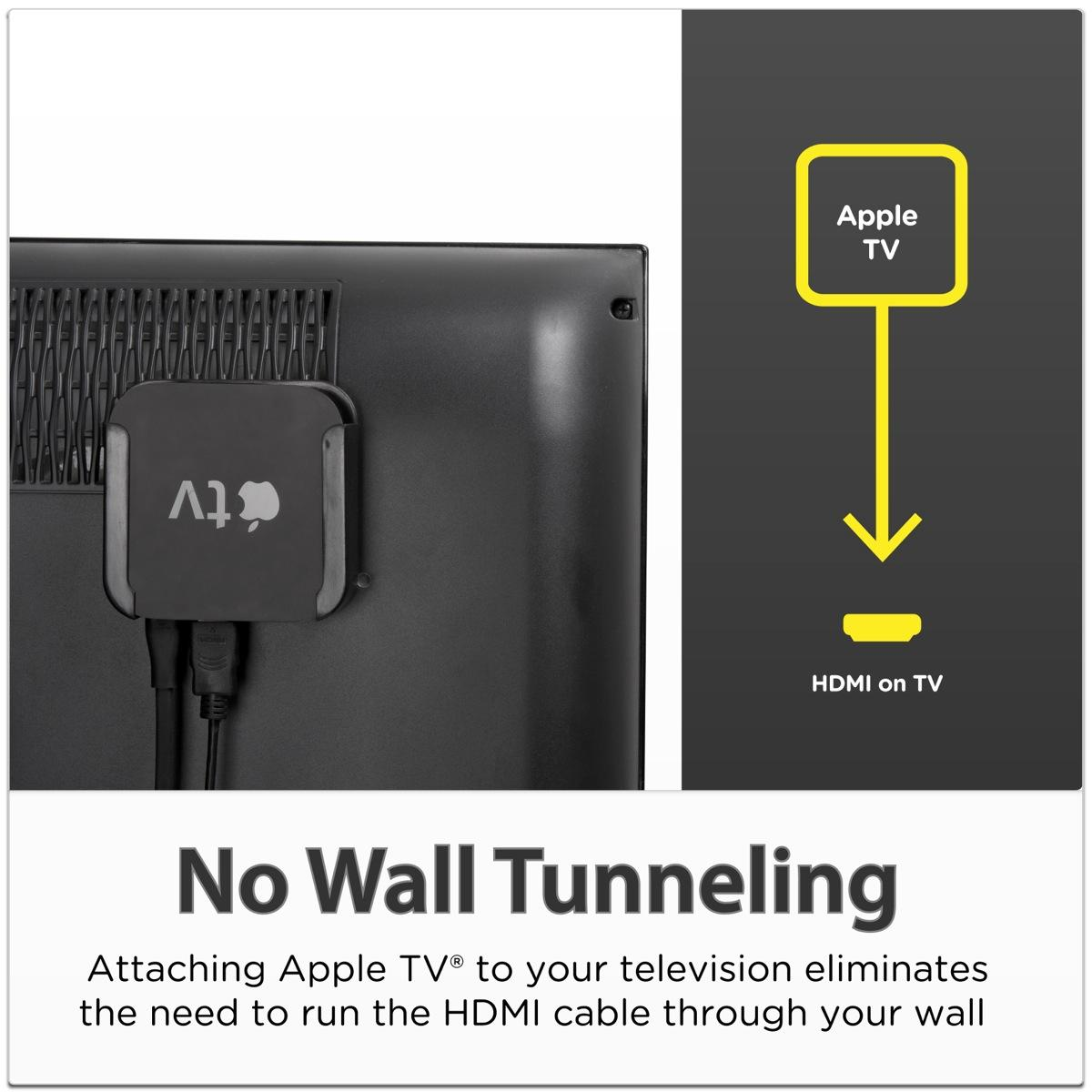 Amazon Com Totalmount Apple Tv Mounting System