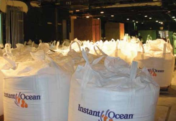 Instant Ocean Salt Box : View larger