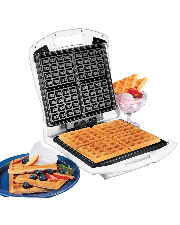 proctor silex morning baker waffle iron manual