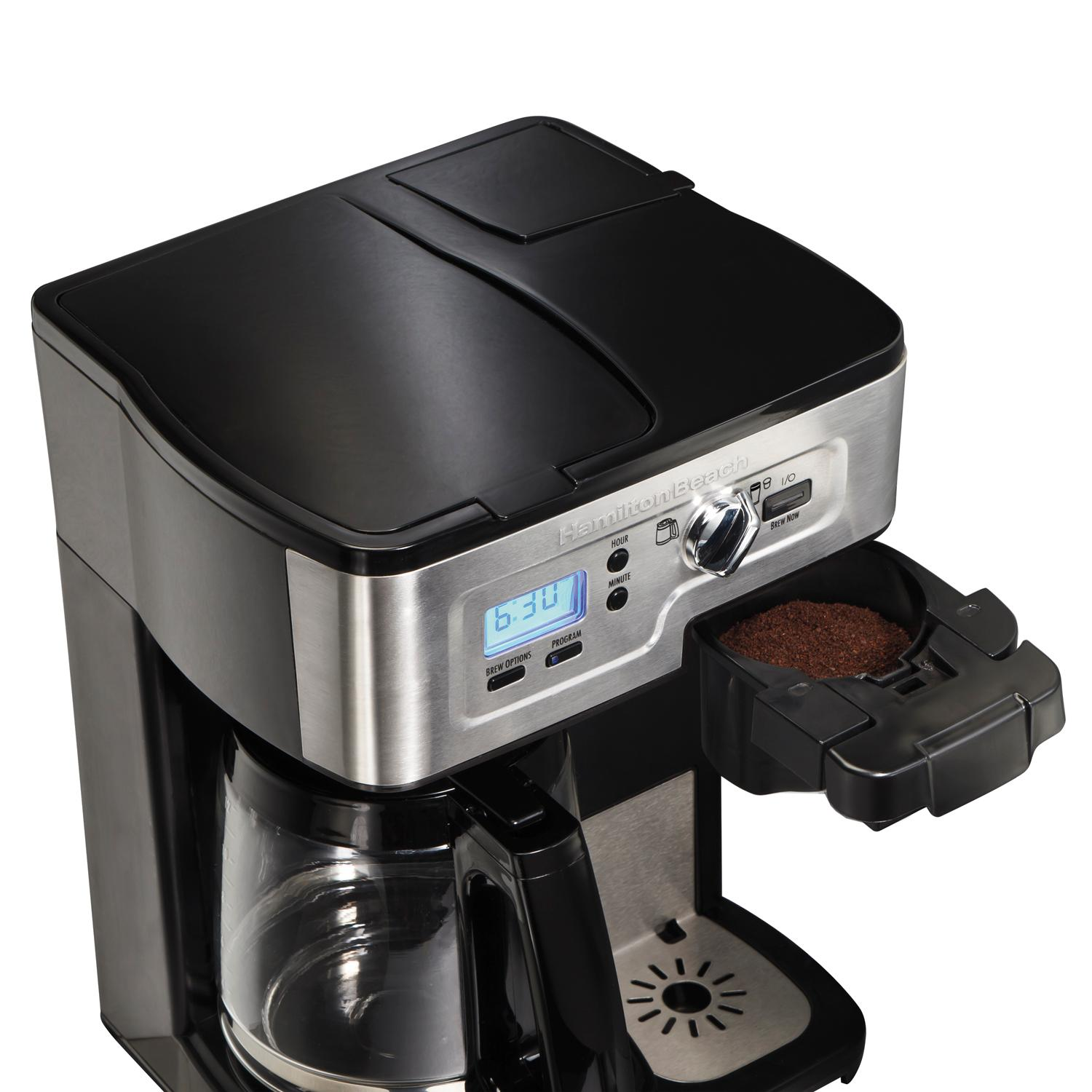 Single Serve Coffee Maker That Uses Ground Coffee : coffee maker k cup cups kcups keurig makers machine single serve one small mr. programmable