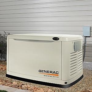 Generac Natural Gas Liquid Propane Standby Transfer Switch