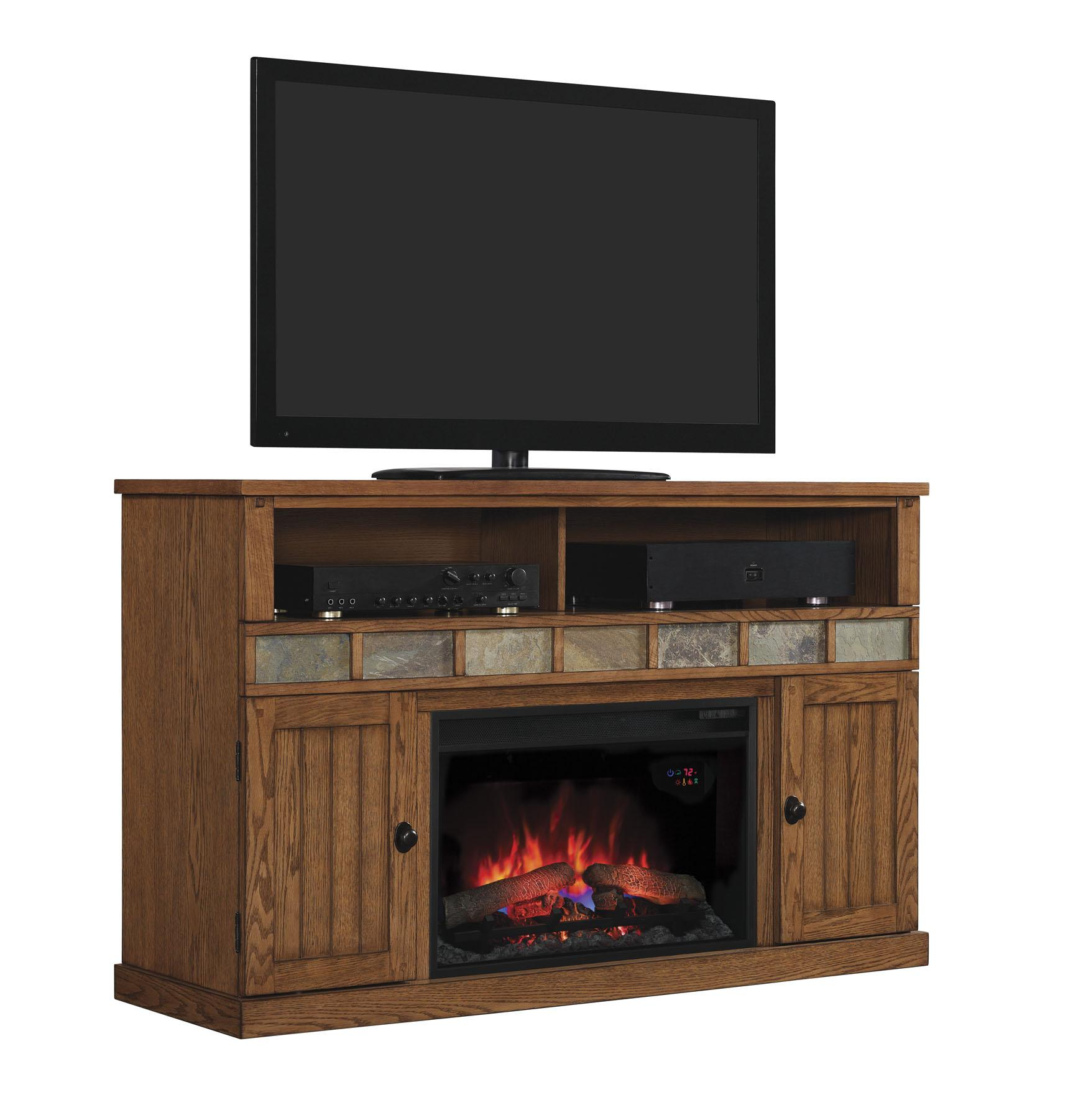 classicflame 26mm1754 o107 margate tv stand