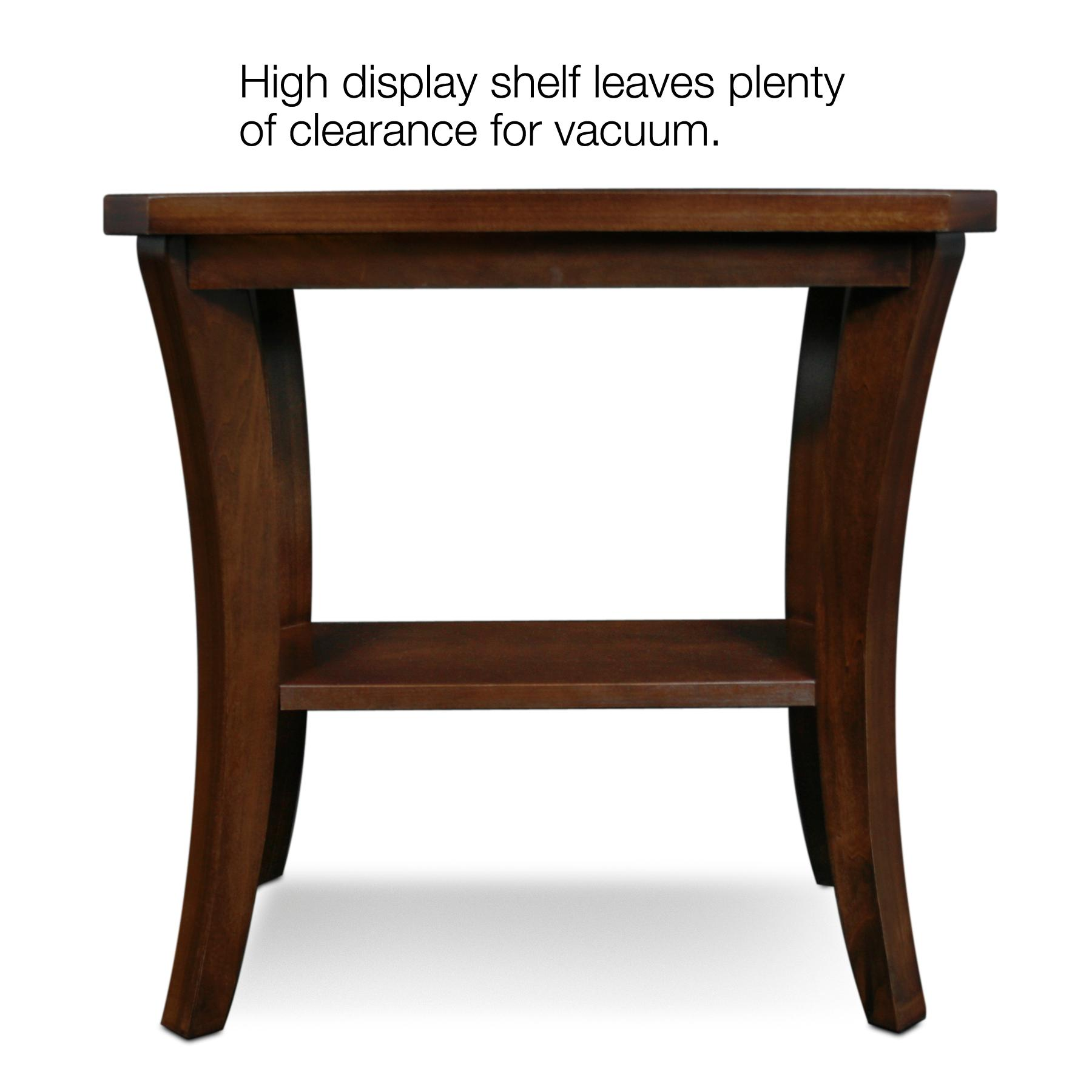 End table side table chairside table living room furniture for Narrow end table