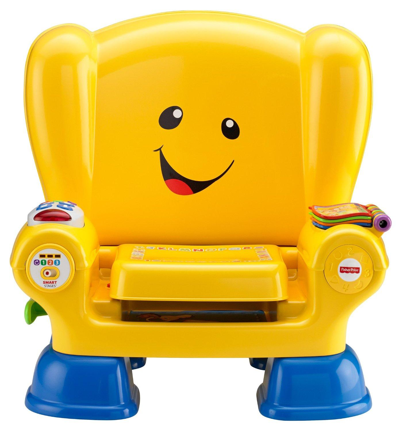 Fisher Price Laugh Learn Smart Stages Chair Baby