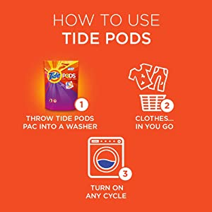 Tide Pods, PODS, Spring Meadow, packs, laundry packs