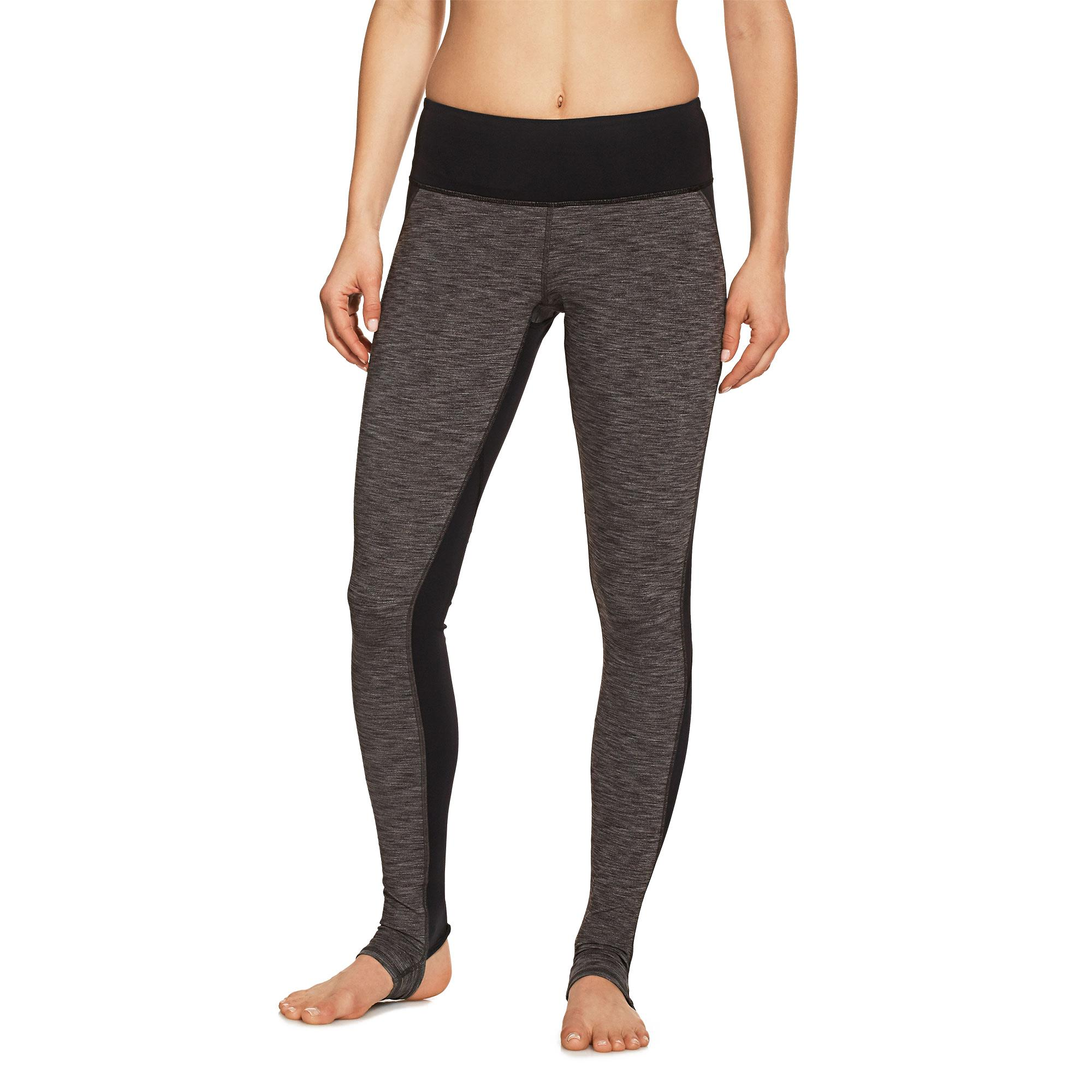 Amazon Com Gaiam Women S Follow My Line Legging Sports