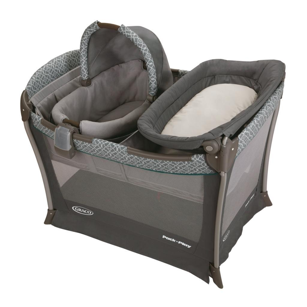graco day2night sleep system bedroom bassinet pack n play