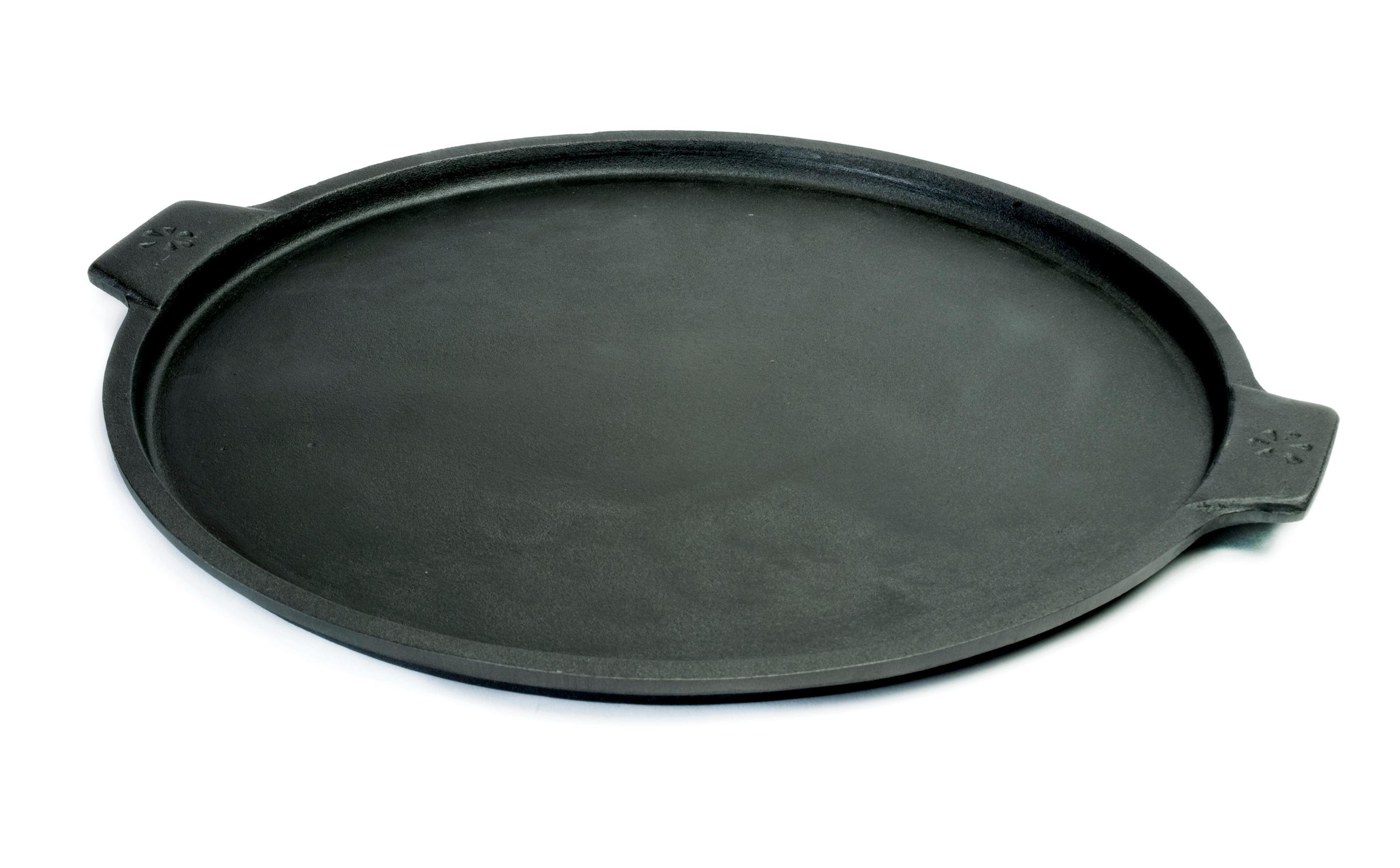 Stone Pizza Pan : Amazon pizzacraft cast iron pizza pan inch for