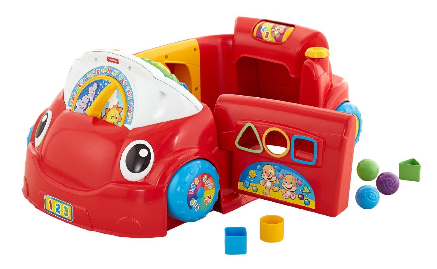 Fisher Price Laugh And Learn Car | All About Fish