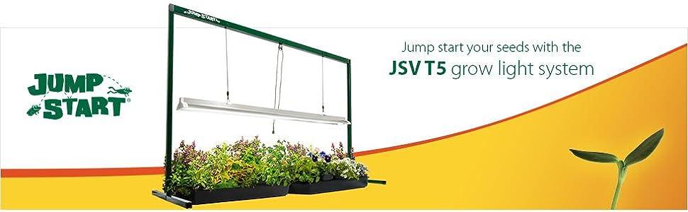 Jump Start JSV Grow Light System