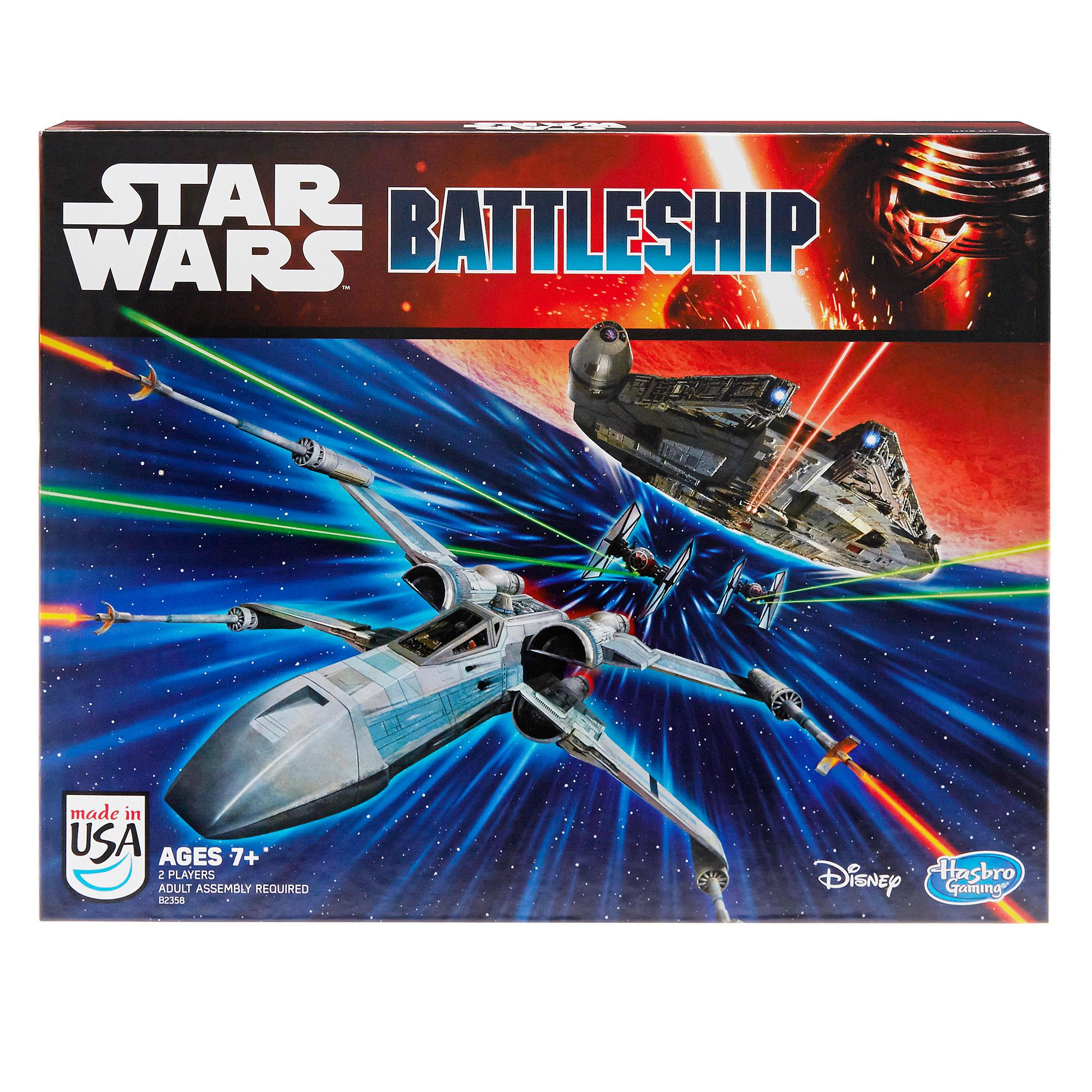 Star Wars Toy Game : Amazon battleship star wars edition game toys games