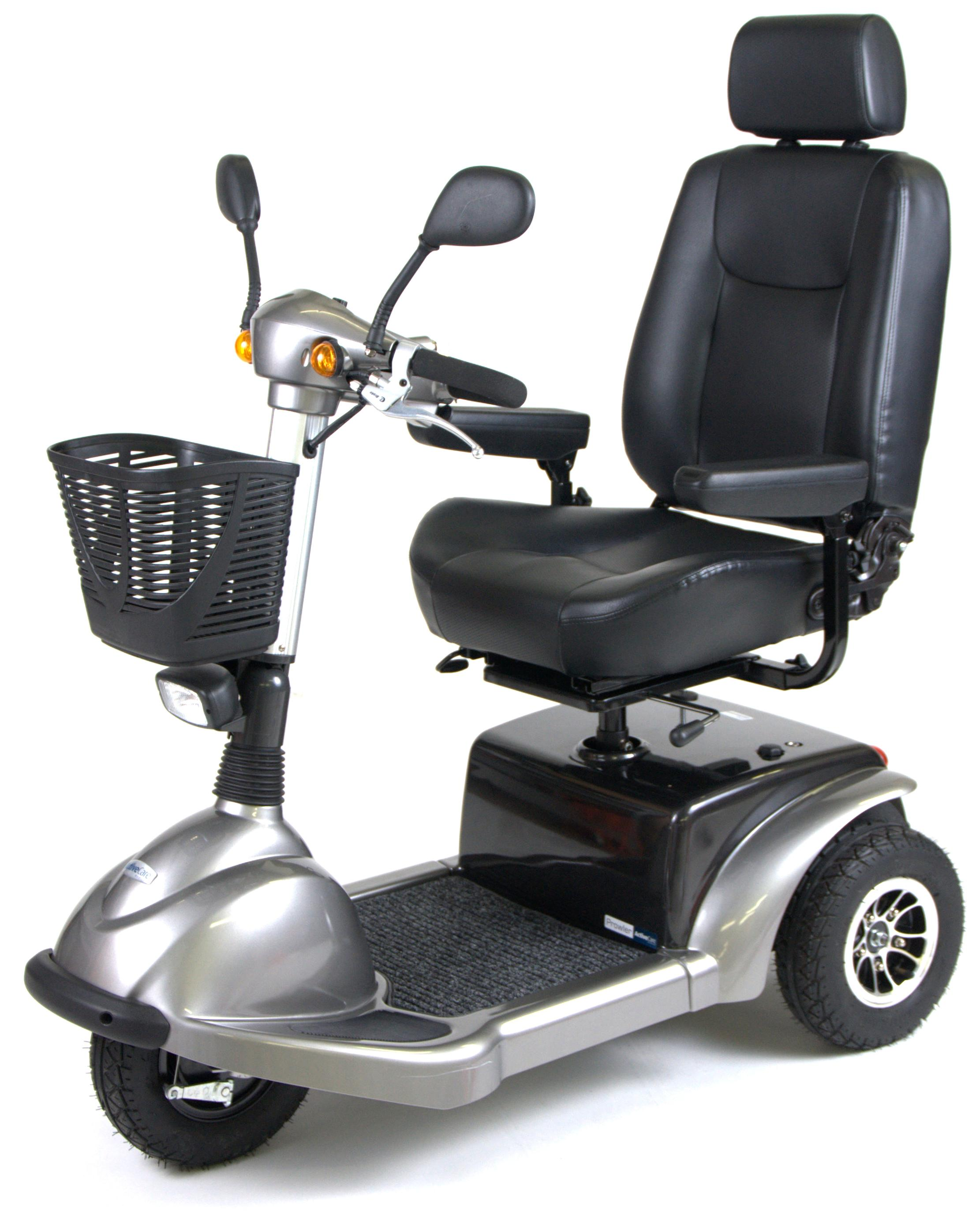 Drive Medical Prowler Mobility Scooter 3
