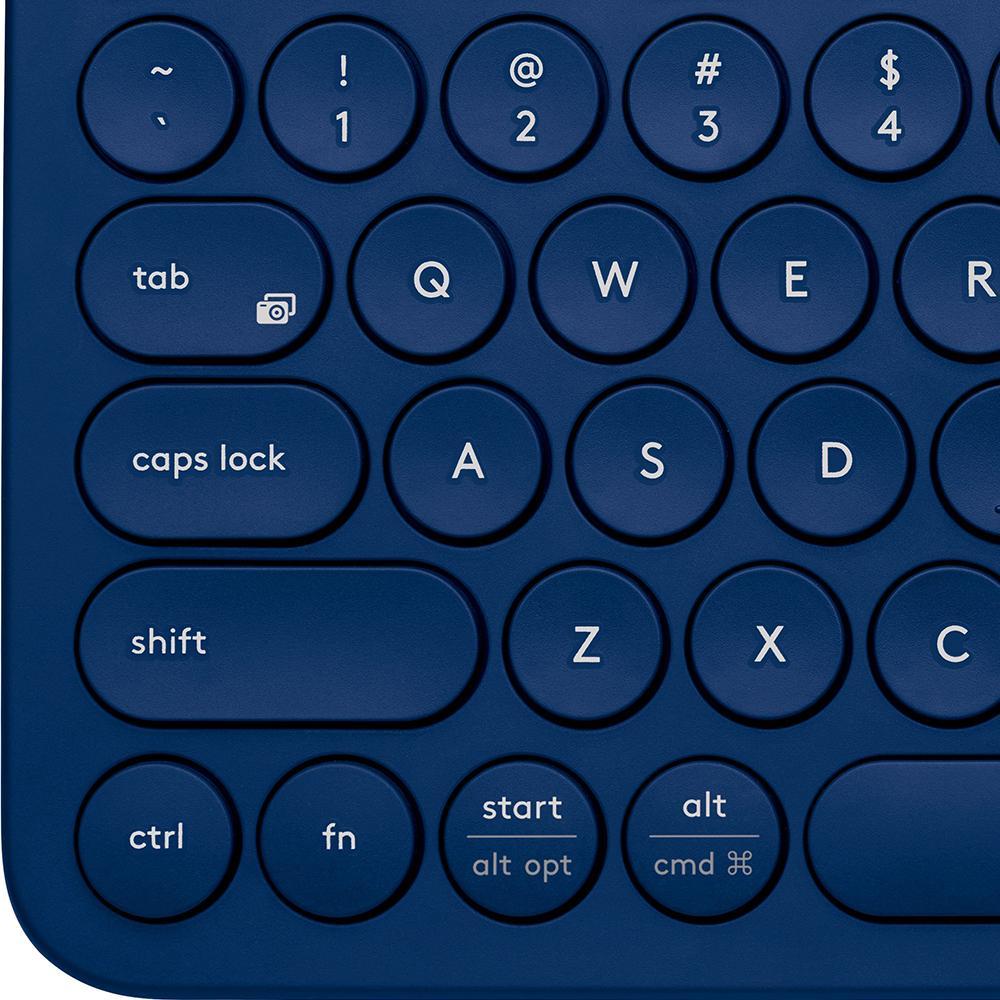 Amazon.com: Logitech K380 Multi-Device Bluetooth Keyboard