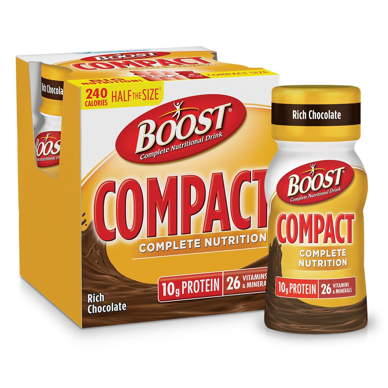 Amazon Com Boost Original Complete Nutritional Drink: Amazon.com : Boost Compact Complete Nutritional Drink