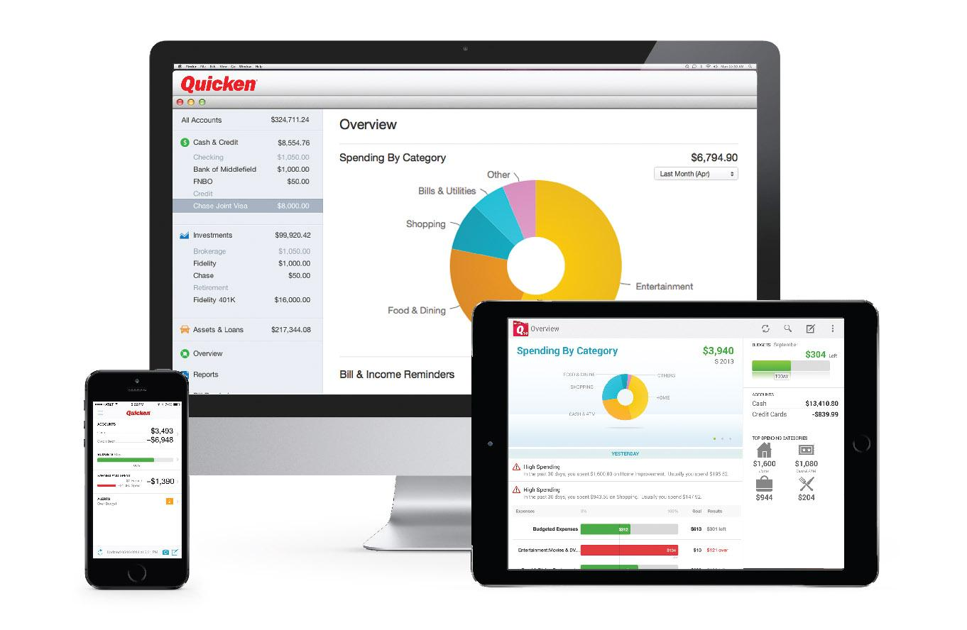 5 Much Better Alternatives To Quicken And Mint