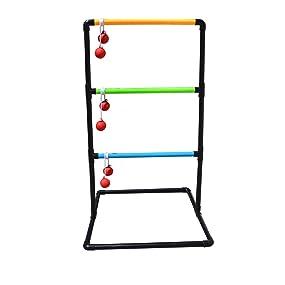 Amazon.com : GoSports Standard Ladder Toss Game Set