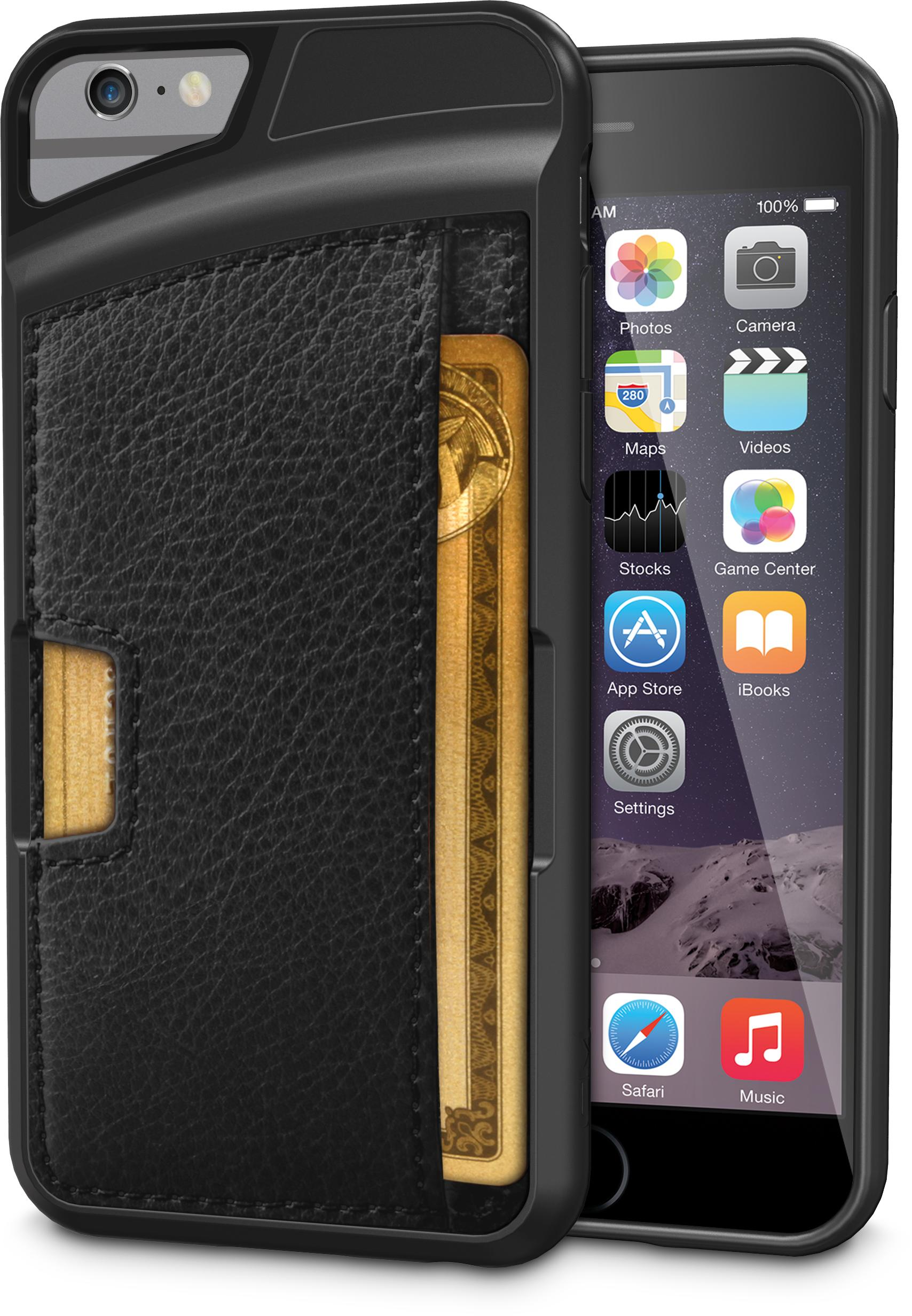 Amazon Com Iphone 6 6s Wallet Case Q Card Case For