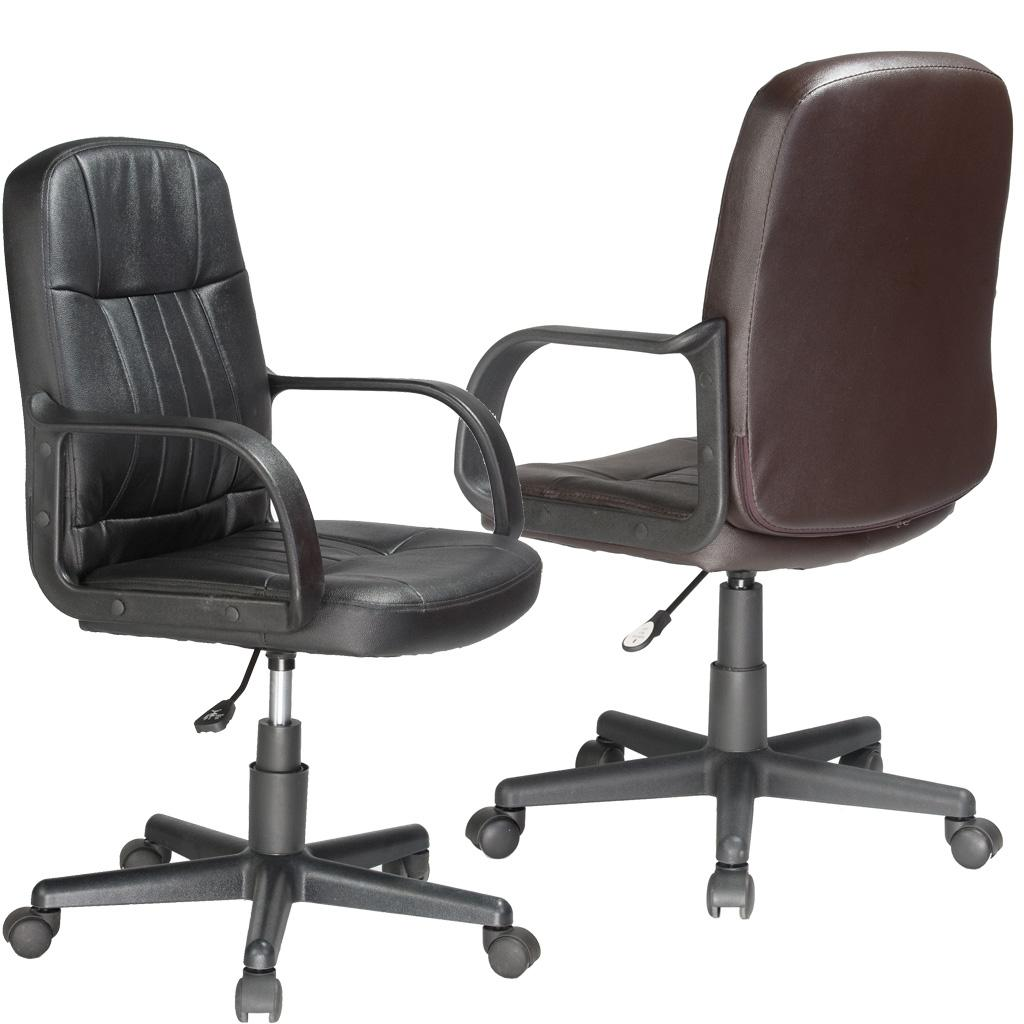 Amazon.com: Comfort Products 60-5607M Mid-Back Leather
