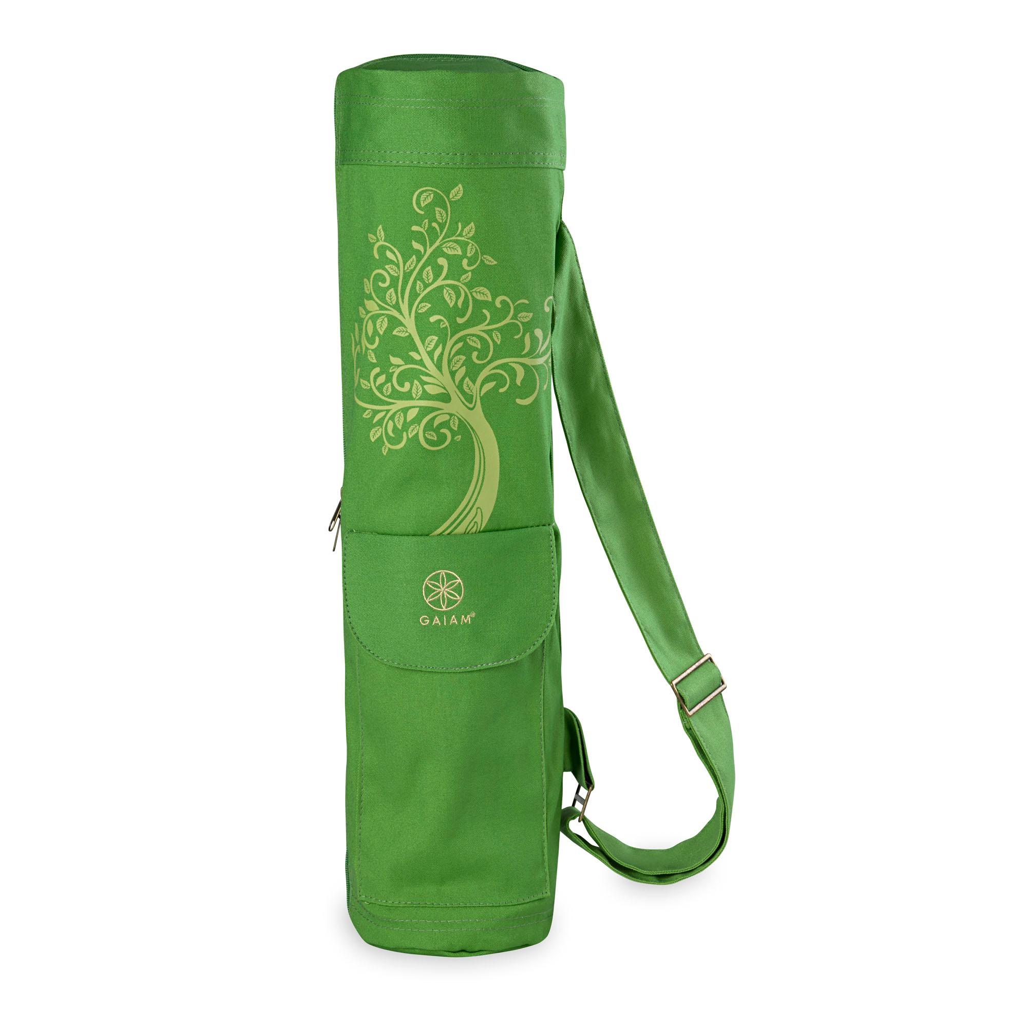 Amazon.com : Gaiam Yoga Mat Bag, Breathe : Sports & Outdoors