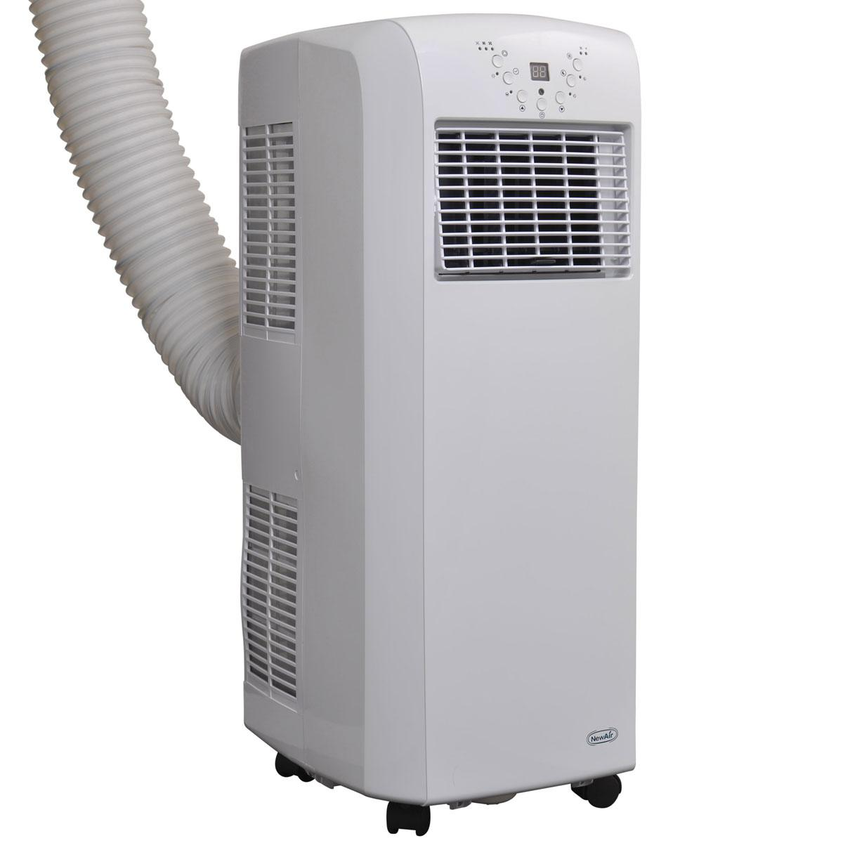 Compact 10 000 BTU Portable Air Conditioner Room Air Conditioner #504F5C